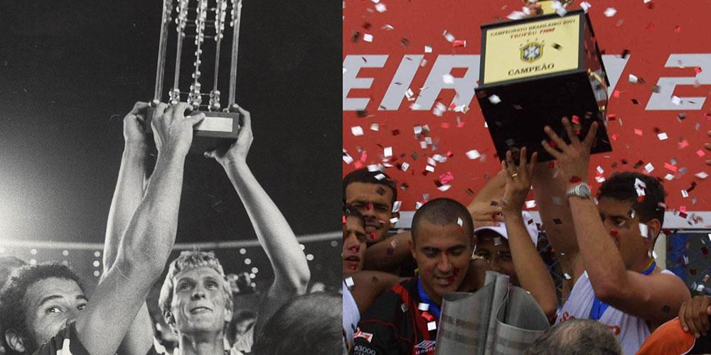 1985 e 2001 embalam os torcedores mais otimistas de Coritiba e Atlético 998703beb4d7c