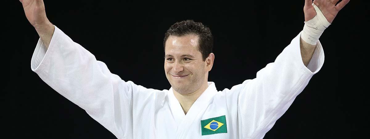 Tiago Camilo -Judô - Brasil