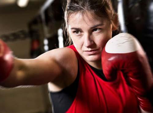 Katie Taylor-Boxe - Irlanda