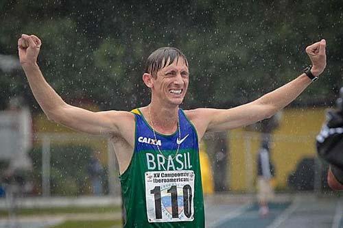 Moacir Zimmermann -Marcha atlética - Foz do Iguaçu