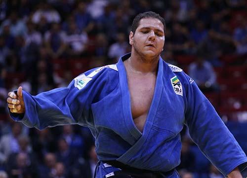 Rafael Silva -Judô - Rolândia