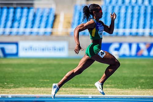 Kauiza Venâncio -Atletismo – 200m - Curitiba