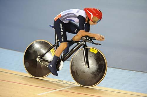 Laura Trott -Ciclismo de pista - Grã-Bretanha