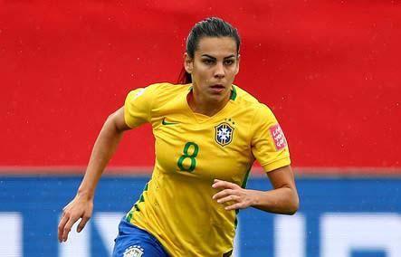 Thaisa Moreno -Futebol - Xambrê