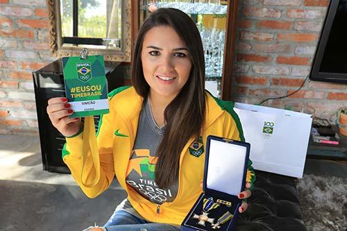 Amanda Netto Simeão-Esgrima - Curitiba