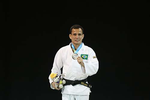 Felipe Kitadai -Judô - Brasil