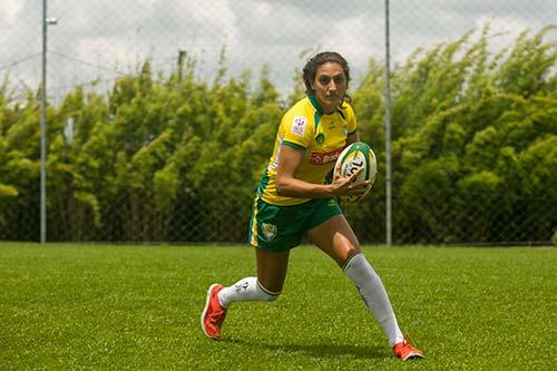 Haline Lemes Scatrut-Rugby - Curitiba