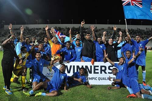 Seleção de Fiji -Futebol -