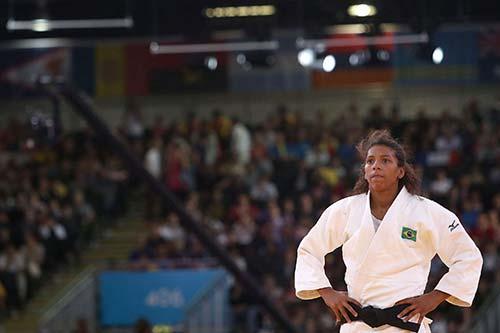 Rafaela Silva -Judô - Brasil