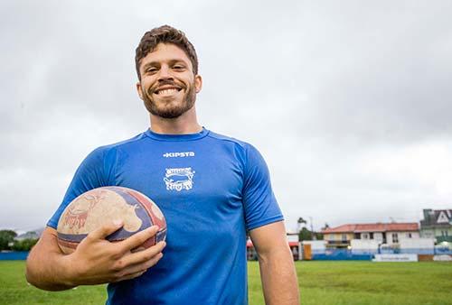 Gustavo Albuquerque -Rugby - Maringá