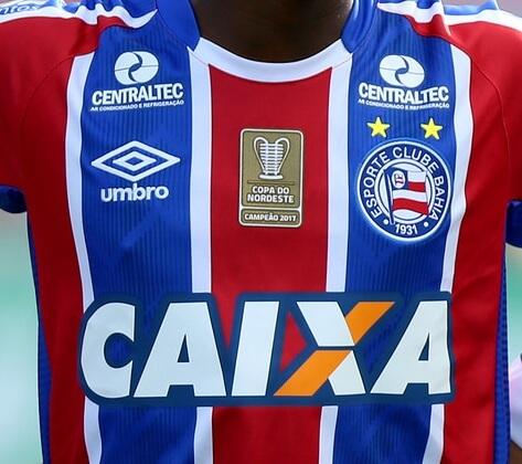 foto da camisa do bahia no brasileirão em 2018