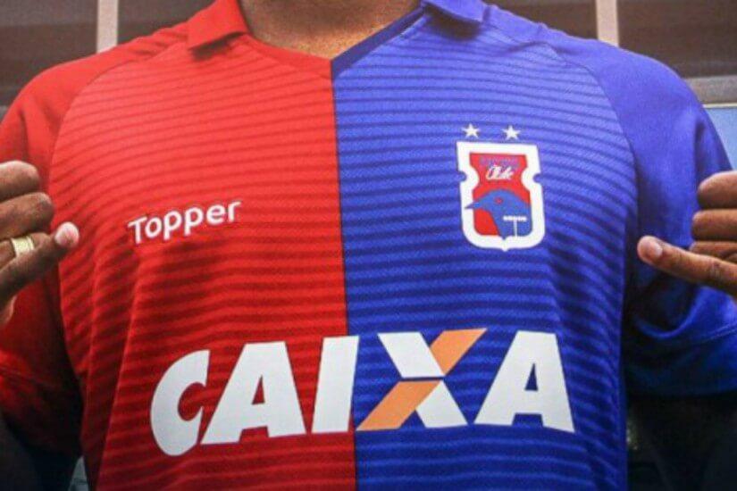 foto da camisa do parana no brasileirão em 2018