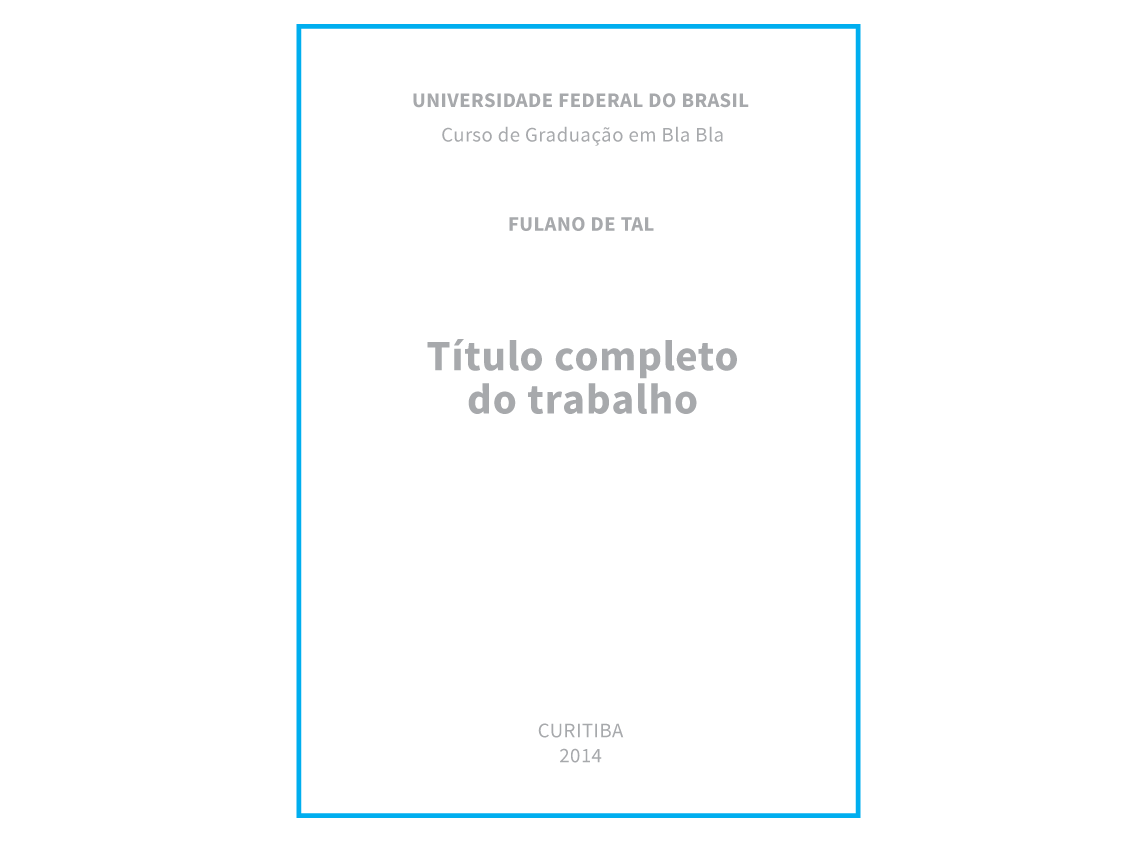 Normas Da Abnt Formatação De Tcc E Trabalhos Acadêmicos Nas