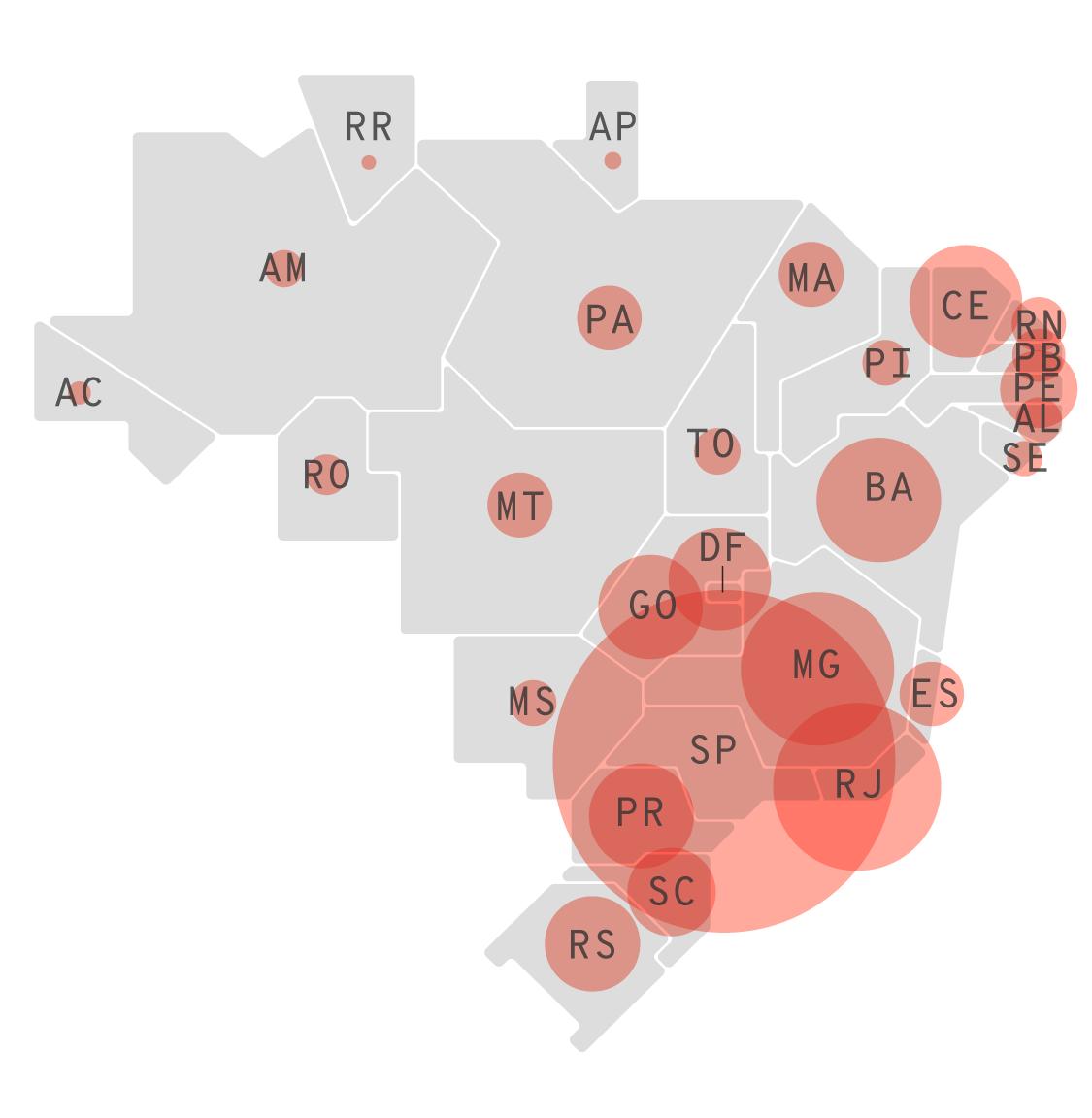 Infográfico: Tentativas de fraudes nos e-commerces do Brasil