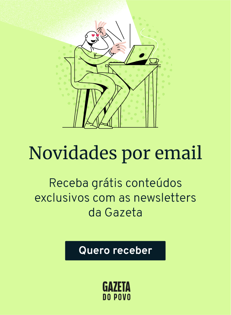 Assine as Newsletters da Gazeta do Povo