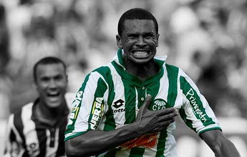 Pereira, ex-zagueiro do Coritiba