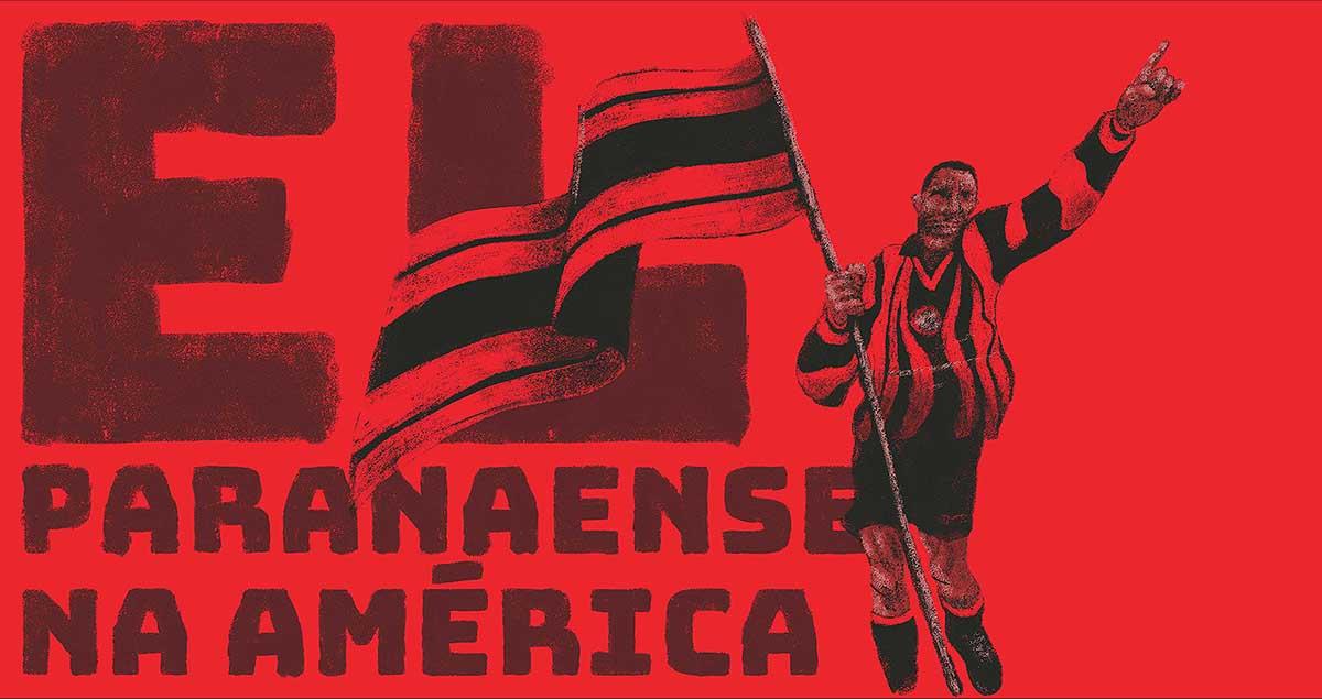 20 anos da primeira Libertadores do Athletico