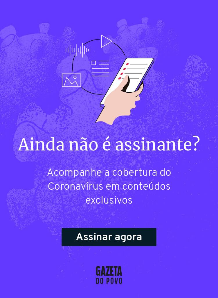 Assine a Gazeta do Povo