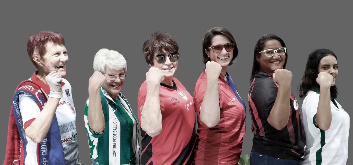Especial dia das mulheres: Mulheres no futebol