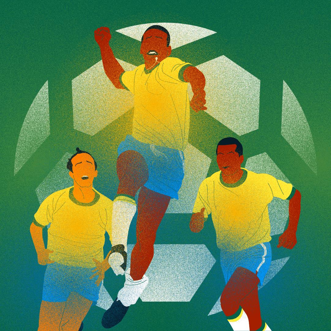 50 anos do tricampeonado mundial de futebol no México