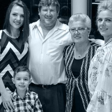 Família de Tallyta Cerqueira