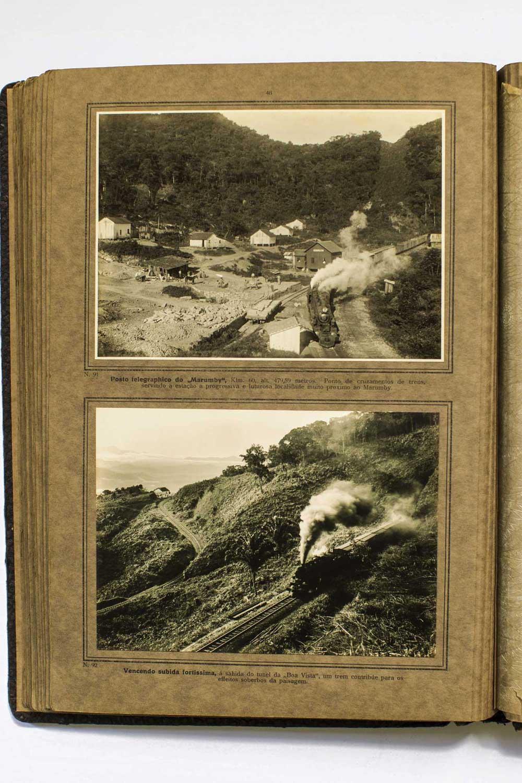Foto: Arthur Wischral/acervo Museu Paranaense; reprodução: Brunno Covello/GP.