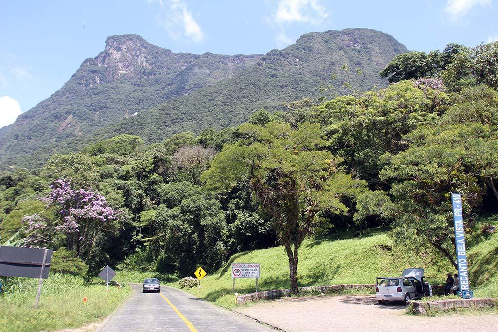 Estrada da Graciosa. Foto: Walter Alves / Gazeta do Povo