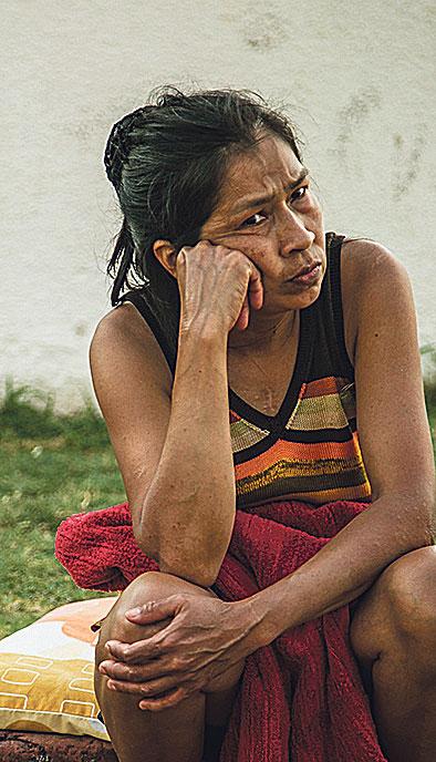 Imagem - Marina Rotela, 51 anos, natural de Assunção