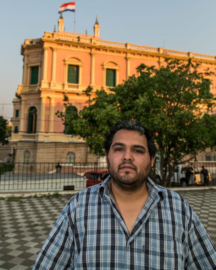 Imagem - Victor Velasquez, 28 anos, estudante