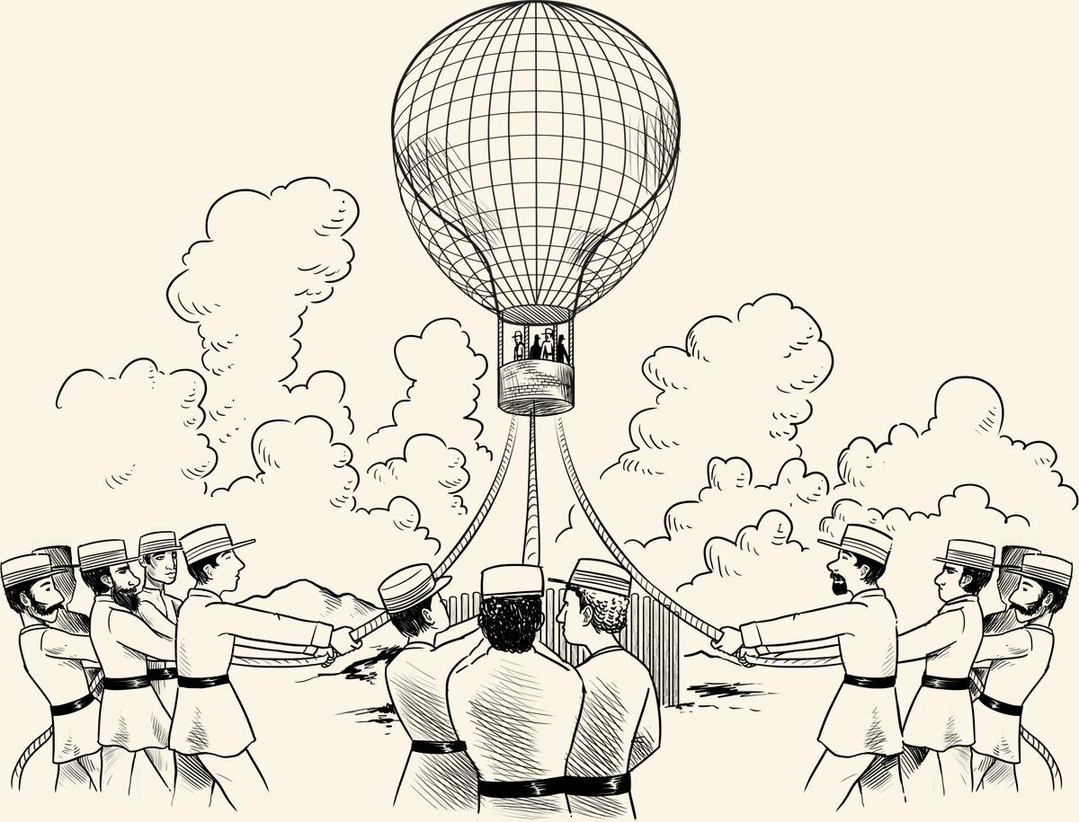 Arma - Balão Paraguaio