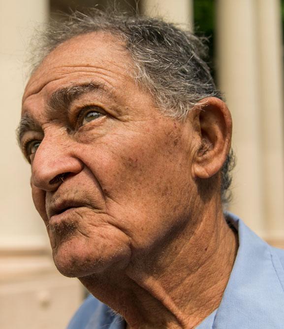Imagem - Luiz Floretin, 69 anos, aposentado