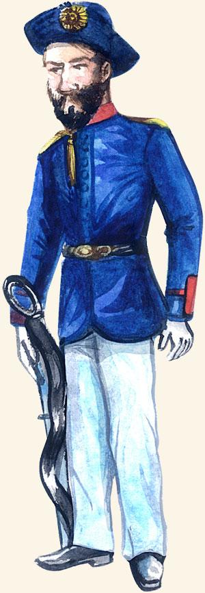 Imagem - Soldado voluntário da pátria