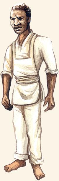 Ilustração - Escravo Paranaense